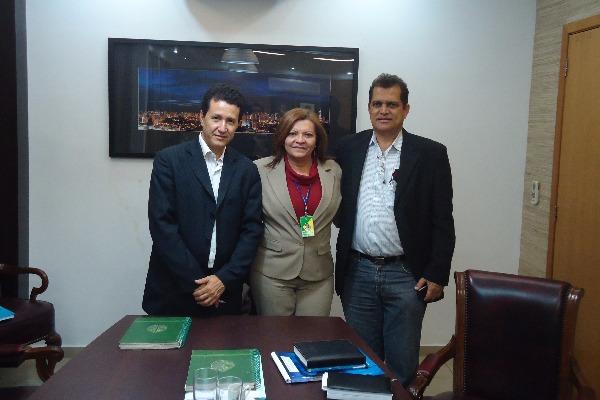 Superintendente da Pesca se reúne com governador do Mato Grosso