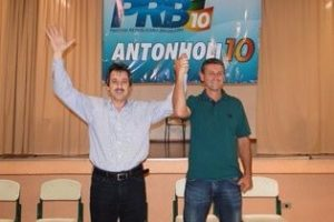 Antônio Antonholi rumo à Prefeitura de Ibiporã (PR)
