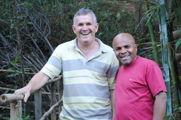Nunes Coelho visita casa de recuperação em Taubaté