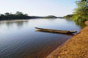 Washington pede construção de um calçadão na beira do Rio Cuiabá