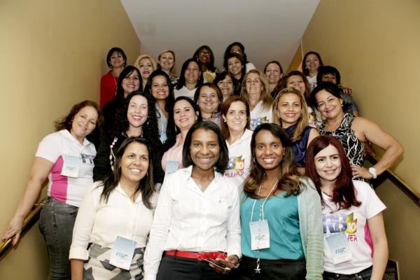 PRB Mulher reúne coordenadoras no Rio de Janeiro