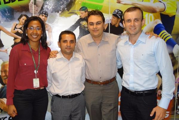 PRB Jovem Goiás visita presidência do grupo