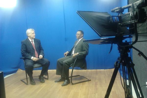 TV Alepe entrevista Ossesio Silva