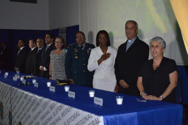 Diplomação dos eleitos em Nova Iguaçu