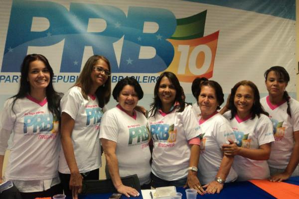 PRB Mulher-RJ define diretrizes para 2013