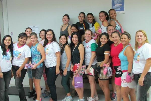 PRB Mulher Pará defende participação feminina no esporte