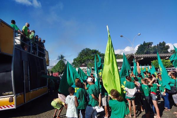 Milton Cerqueira realiza movimento político em Coaraci