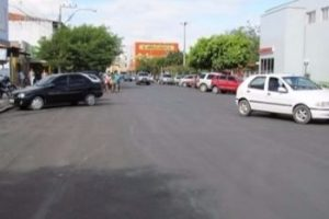 Pavimentação em Limoeiro
