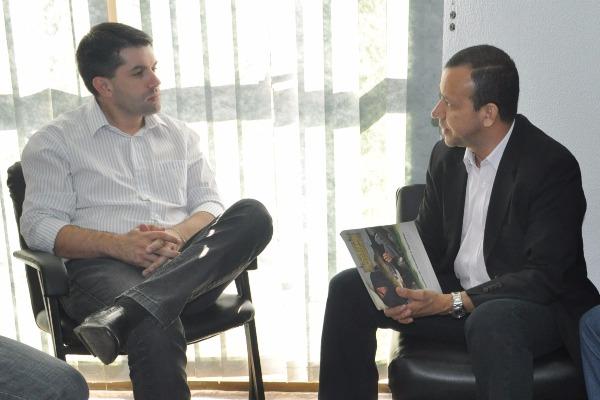 Carlos Gomes divulga Plano Safra em Taquari