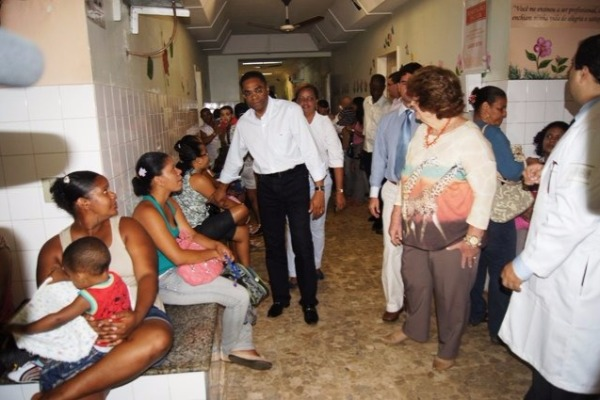 Márcio Marinho realiza diversas visitas em Salvador