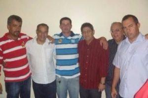 Confirmação de apoio em Pernambuco