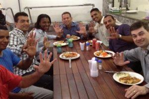 Consolidando parcerias em Japeri