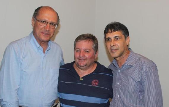 A pedido de Eduardinho, Alckmin doa terreno para Educação em Tatuí