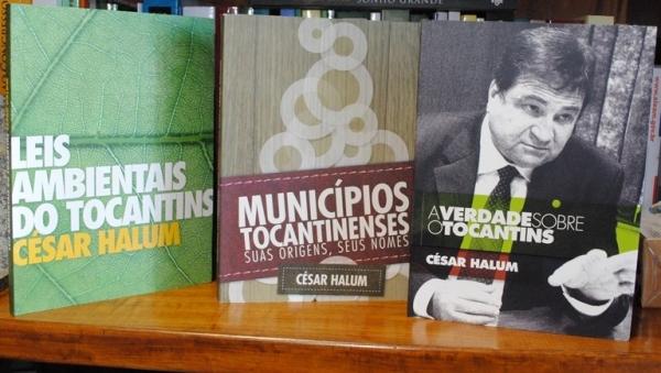 César Halum é empossado membro da Academia de Letras de Araguaína