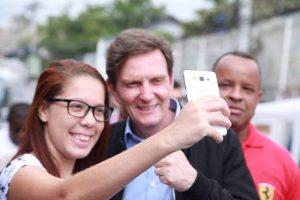 O senador Marcelo Crivella terá pela frente o desafio de ampliar os serviços públicos