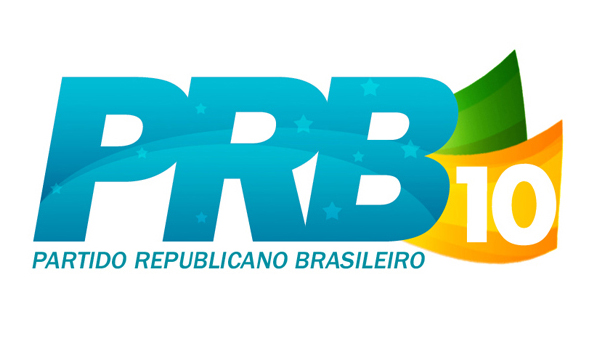 Novo logotipo do PRB - jan2012