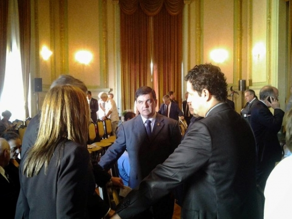 José Freitas apoia videomonitoramento de parques na capital gaúcha