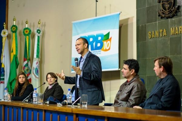 PRB Gaúcho promove debate sobre reforma política em Santa Maria