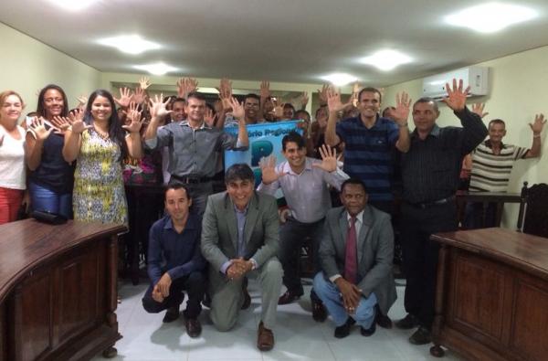 Pernambuco empossa nova liderança para Executiva Municipal do PRB de Paudalho