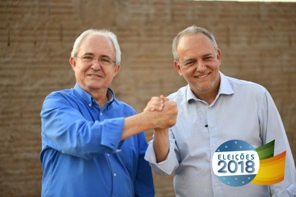 Zé do Pátio declara apoio a Sanchetti e destaca emendas para usina de asfalto