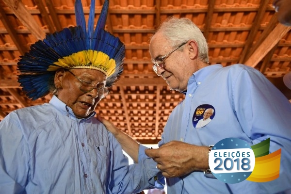 """Tem potencial!"", destaca Adilton Sachetti sobre desenvolvimento do Araguaia"