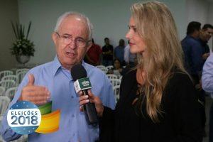 """Sachetti foi o melhor prefeito de Rondonópolis"", assegura Wellington Fagundes"