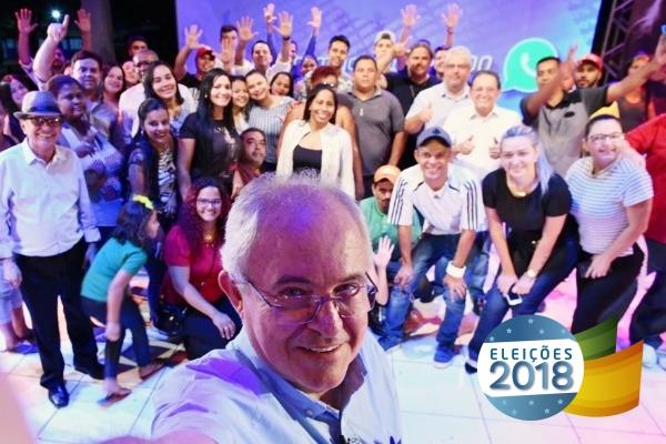Sachetti promove roda de conversa sobre segurança e saúde em bairro de Cuiabá