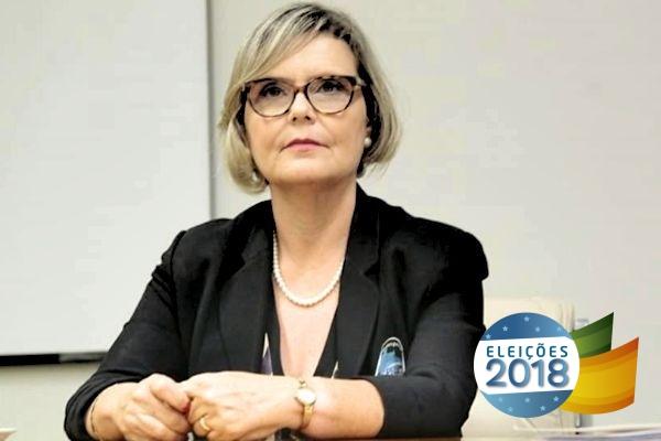 Pré-candidata à deputada, Pederneiras defende uma saúde pública de qualidade para o DF