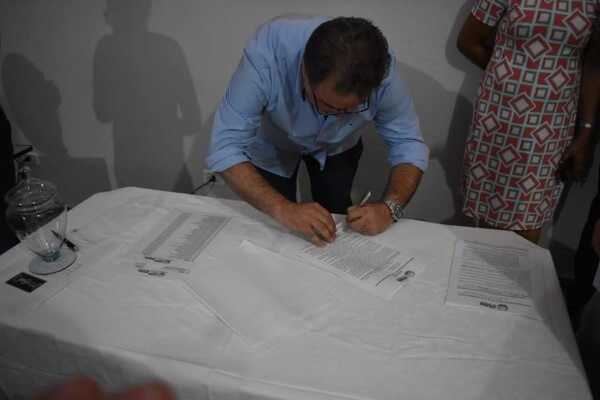 Colinas do Tocantins: prefeito anuncia concurso público com 300 vagas