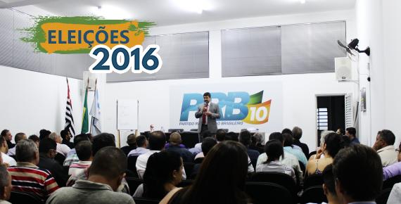 Em reunião com Zonais, Aildo Rodrigues pede empenho e dedicação aos coordenadores