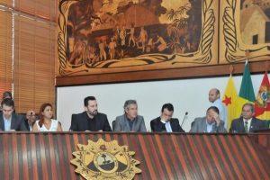 Alan Rick promove seminário sobre redução de voos e altos preços das passagens aéreas no Acre