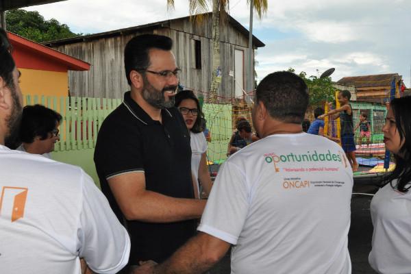 Atuação de Alan Rick garante recursos para todos os municípios do Acre