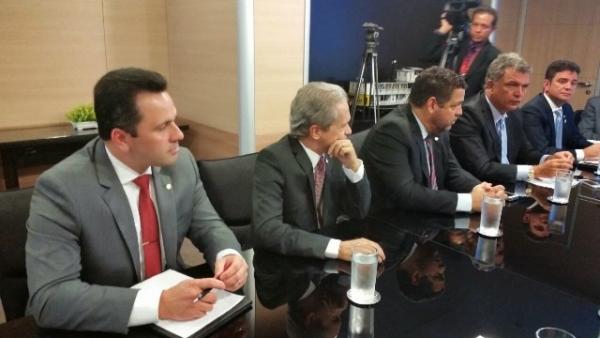Alan Rick é aclamado vice-coordenador da bancada do Acre na Câmara dos Deputados