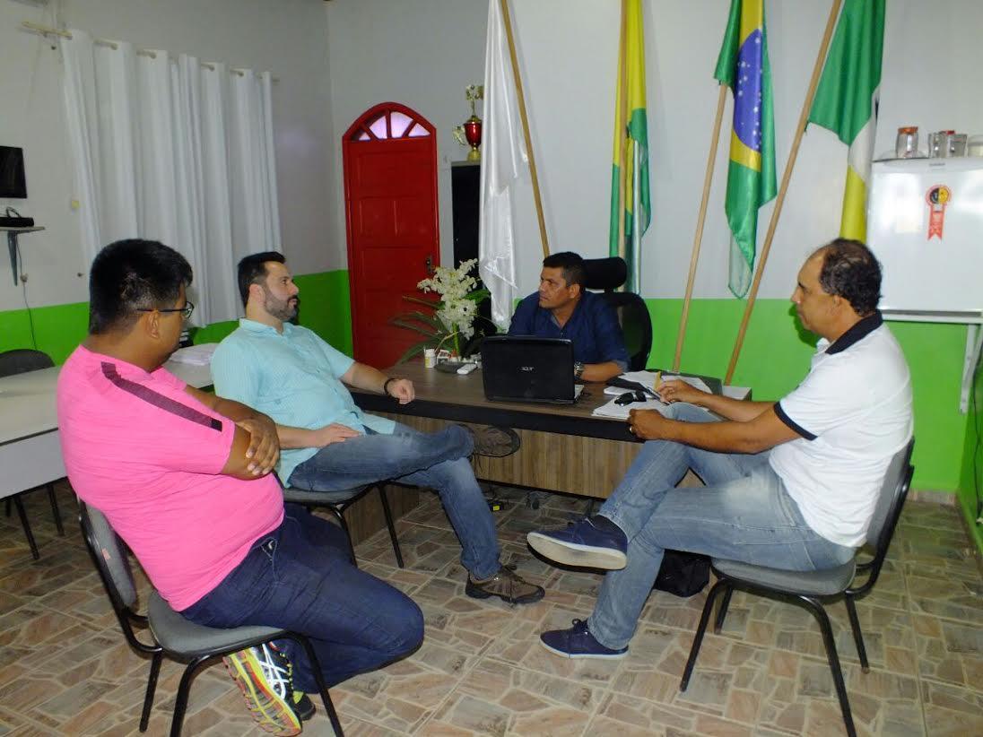 Alan Rick visita municípios da região do Purus