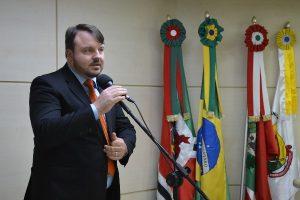 Aldinei Potlecki discute medidas de prevenção e combate a incêndios em Criciúma