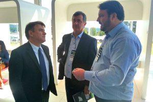 Aldinei Potelecki pleiteia Congresso Catarinense de Cidades Digitais