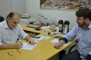 Projeto de Aldinei Potelecki é promulgado em Criciúma (SC)