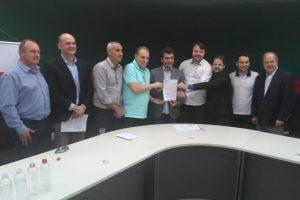 Prefeitura encaminha projeto de Aldinei Potelecki de incentiva à inovação tecnológica