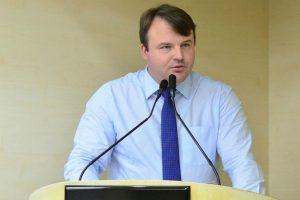 Vereador Aldinei Potelecki pede informações sobre banco de olhos de Criciúma (SC)