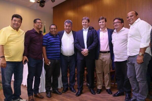 Alex de Jesus participa de evento com o ministro do Desenvolvimento Regional