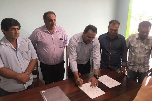 Alex Redano destina emenda no valor de R$ 220 mil para Itapuã (RO)
