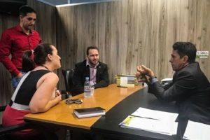 Alex Redano anuncia inauguração de agência sanitária em Três Conqueiro (RO)