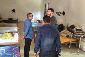Deputado Alex Silva visita comunidade terapêutica em Porto Velho