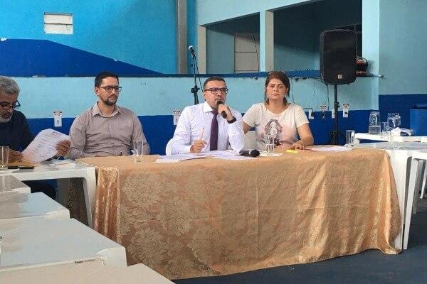 Alex Silva busca solução para o Conselho Tutelar de Tarilândia