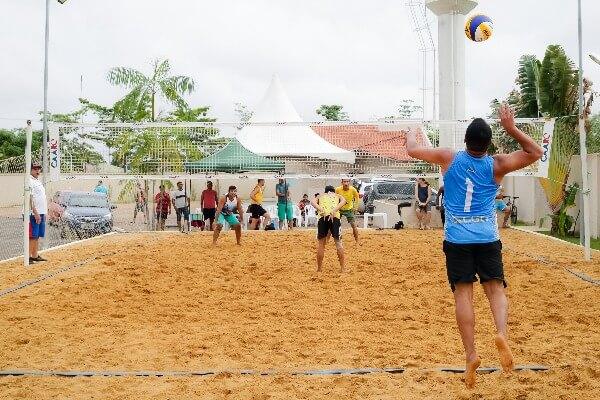 Alex Silva promove 1ª Copa Novembro Azul de vôlei em Porto Velho