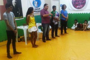 Alexandre Gabriel prestigia lançamento de projeto social em Cabo de Santo Agostinho