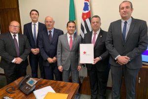 Marcos Pereira destina emenda de R$ 1,5 milhão para Santa Casa de Ourinhos
