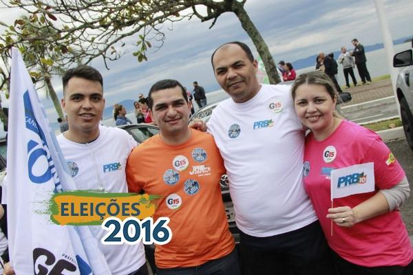 PRB Florianópolis aumenta em 80% o número de candidatos a vereador na capital