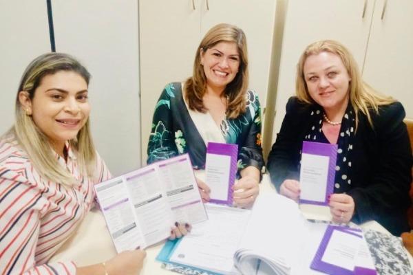 Amapá adere ao Programa 'Mulher, Viver sem Violência'
