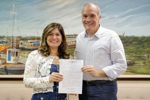 Aline Gurgel consegue recursos na ordem de R$ 5 milhões para a saúde do Amapá